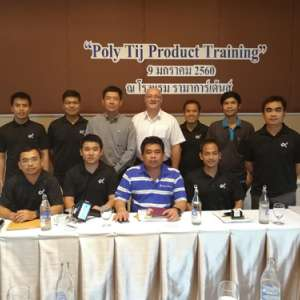 Poly TIJ Training (9/1/2017)